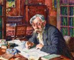 Emile Verhaeren Writing