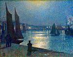 Moonlight Night in Boulogne