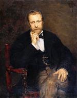 Portrait of Jean Cepeinick