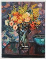 Vase of Flowers 1911
