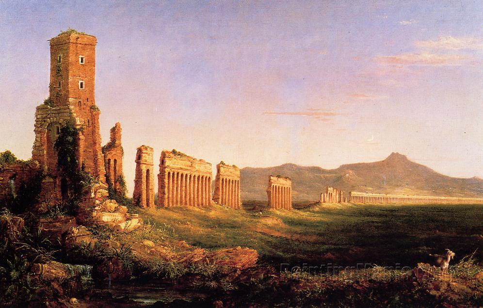 Aqueduct near Rome