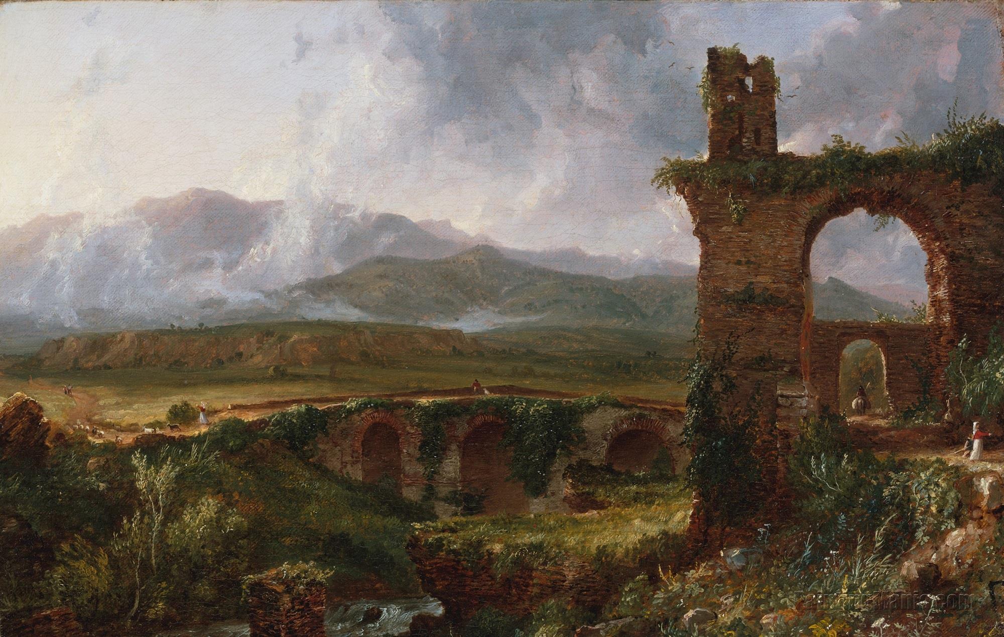 A View near Tivoli (Morning)
