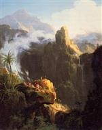 Landscape Composition: St. John in the Wilderness
