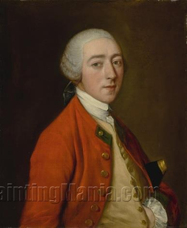 Portrait of Robert Price, Esquire of Foxley (1717-1761), half-length