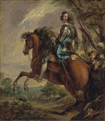 Equestrian portrait of Albert, duc d'Arenberg, prince of Barboncon (1600-1674)