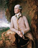 The lawyer Joshua Grigby III (1731-1798)
