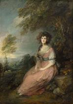 Mrs Richard Brinsley Sheridan