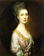 Portrait of Frances, Mrs. Alexander Champion