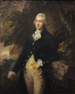 Portrait of Francis Basset, Lord de Dunstanville