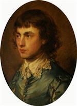 Portrait of Gainsborough Dupont