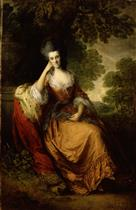 Portrait of Lady Anne Hamilton