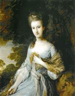 Portrait of Sarah Buxton