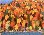 Autumn Foliage 1915