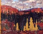 Burnt Land 1915