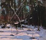 Early Snow, Algonquin Park