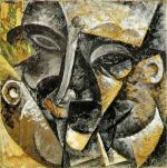 Dynamism of a Man's Head