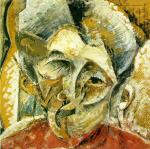 Dynamism of a Woman's Head