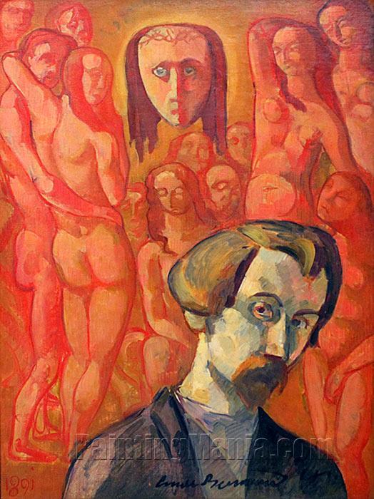 Autoportrait symbolique