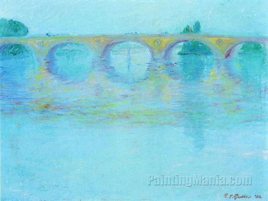 Distant Bridge