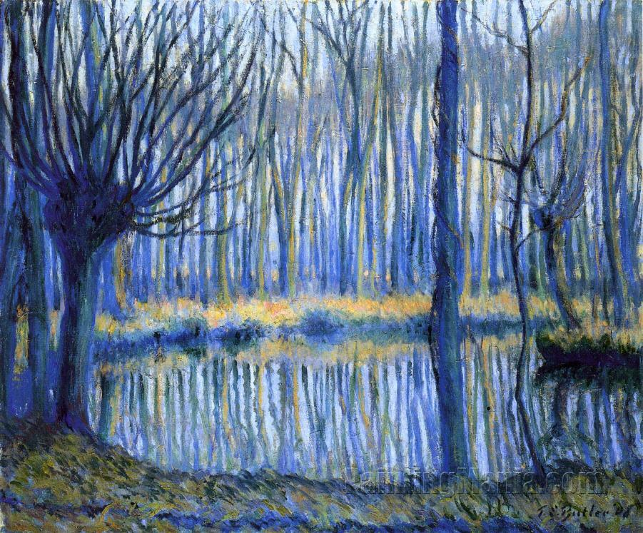 The Epte, Giverny