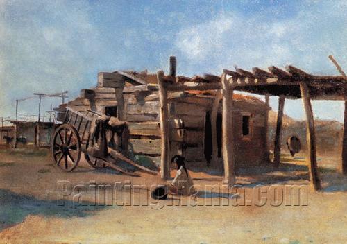 Indian Village, Dakota