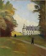 Au Chateau de Tanlay