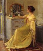 Bessie Potter Vonnoh at Her Dressing Table
