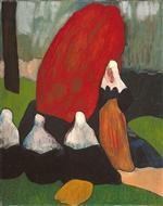 Breton Women with Seaweed
