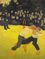 Breton Wrestling