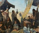 Campement Arabe - Beduinlager