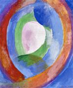 Circular Forms, Moon No. 1