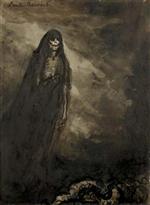Death (She was like the Algae wanders ...)