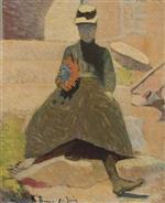 Femme a Saint-Briac