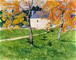 House among Trees: Pont-Aven