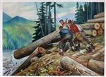 Men of Mettle (Deep Water Logging)
