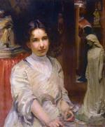 Portrait of Bessie Potter Vonnoh