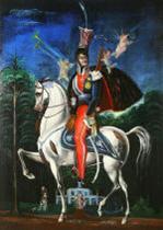 Prince Joseph Poniatowski on Horse