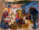 Village Market in Cardoso