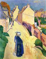 Village Street: Saint-Briac