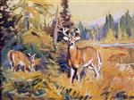 Whitetails By Glade