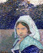 Young Breton at Pont-Aven