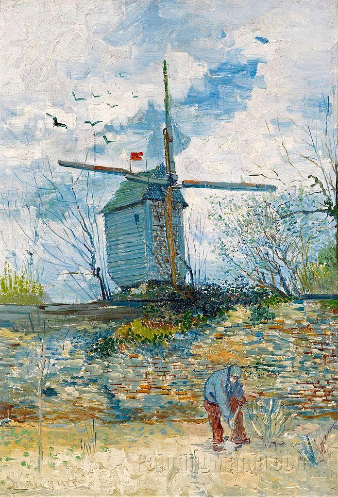 Le Moulin de la Galette 4