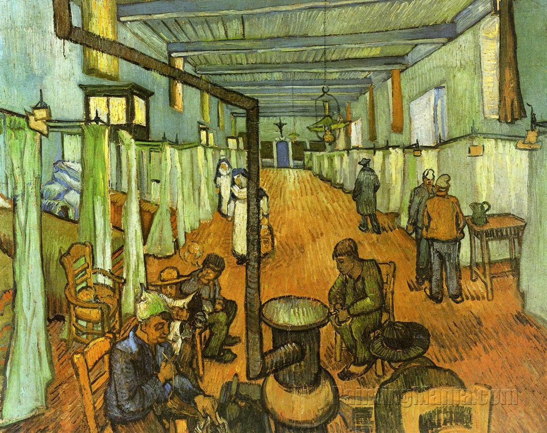 Ward of Arles Hospital