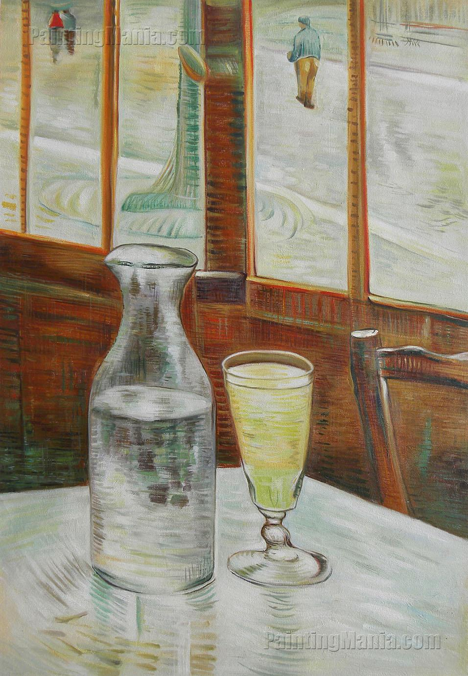 There is no consensus on Vincent van Gogh's health. Still Life with Absinthe, , Van Gogh Museum. van Gogh grew up with a strong connection to painting and.