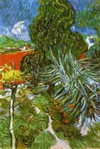 Doctor Gauchet's Garden in Auvers