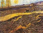 Field with Ploughsman