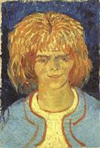 Girl with Ruffled Hair (The Mudlark)