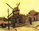 Le Moulin de la Galette 1886