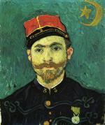 The Lover, Portrait of Paul--Eugene Milliet