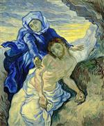 Pieta (after Delacroix)